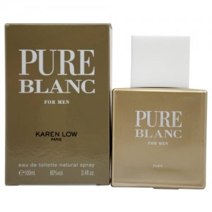 KAREN LOW Pure Blanc