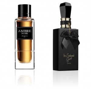Ambre Noir + Be Seduced Girl